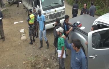 (ZAMORA) Paralizaron 11 labores mineras ilegales en Chinapintza