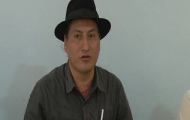 (ZAMORA) Jorge Sarango: Vía Yacuambi-Saraguro debe ser declarada estatal