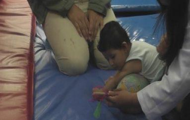 (ZAMORA) Estimulación temprana a menores de cinco años