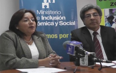 (Video)  Ing. Luis Ludeña, nuevo director distrital del MIES-Loja