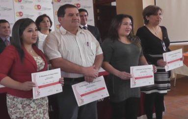 (Video) Entregan reconocimiento a donantes voluntarios de sangre hoy en su día.
