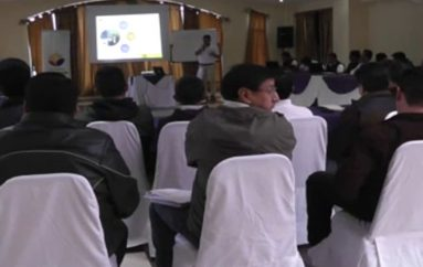 (Video) Actualizan conocimientos sobre control forestal y vida silvestre.