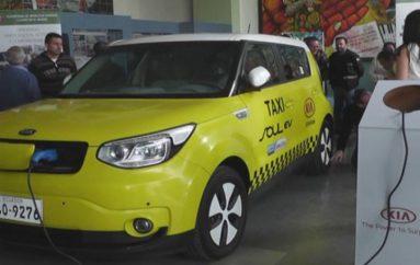 (Video)  Mañana Comisión Técnica definirá cronograma para la asignación de cupos de taxi eléctrico.
