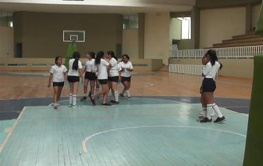 (Video)  Planteles educativos asistieron a la clausura del campeonato interclubes