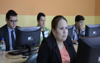 (Video) Cuatro profesionales participan en concurso para Registrador de la Propiedad de Catamayo