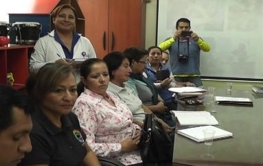 (Video) Directivos de instituciones y autoridades se reunieron en Centro de salud tipo C