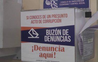(Video) Coordinador Provincial del  CPCCS, señala que Buzones de Denuncias no logran su objetivo a un mes de haberse implementado.