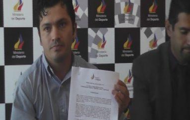 (ZAMORA) Coordinación Zonal del Deporte otorgó personería jurídica FEDELIBAZCH