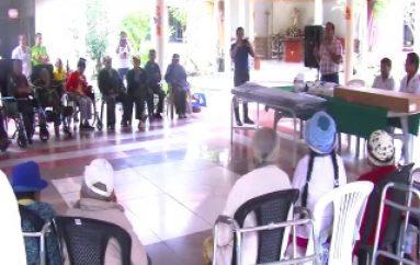 (ZAMORA) Gremio del Volante entrega implementos de salud a Casa Hogar Betania