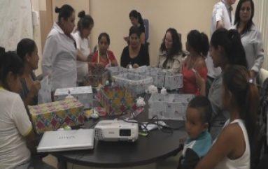 (ZAMORA) 35 mujeres son parte de un Club de Embarazadas en Paquisha