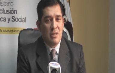 (ZAMORA) Carlos Castillo es el Nuevo Director Distrital del MIES.