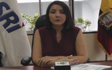 (Video) Dra. Ximena Carvallo Ortega nueva Directora Zonal 7 del SRI.