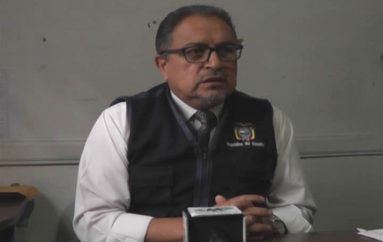 (Video) Intendencia General de Policía intensificará controles durante fiestas religiosas en el Cisne.