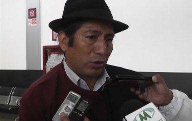 (Video) Salvador Quishpe asegura que precandidaturas de Pachakutik demuestran democracia