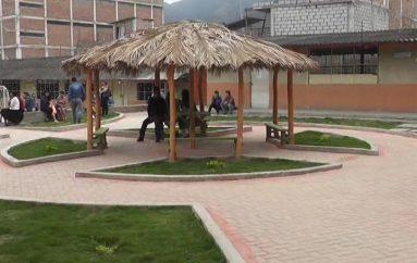 (Video) Inauguración del primer parque ecológico en una Institución educativa de Catamayo