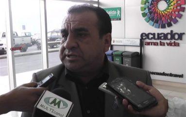 (Video) Richard Farfán: Pediré al Ministro Solís se informe sobre el plazo para entrega de vía