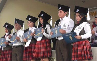 (Video) 161 Bachilleres se incorporaron este miércoles en el Colegio Nuestra Señora del Rosario