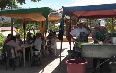(Video) Afrodescendientes de Catamayo realizan actividades para construir sede