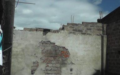 (Video) Frente de solidaridad de Catamayo pide ayuda para reconstrucción de casa incendiada.