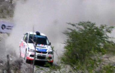 (Video) 60 pilotos participaran en el Campeonato Nacional de Rally en Loja