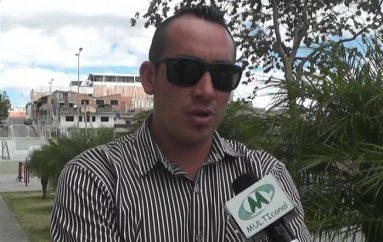 (Video) Titular de Federación deportiva de Loja ratifica que no habrá inversión en infraestructura este año