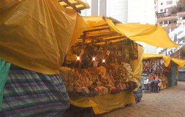 (Video) Comercio se intensifica en El Cisne