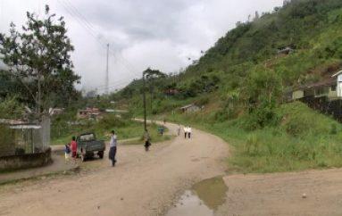(ZAMORA) Vía de San Carlos de las Minas será asfaltada