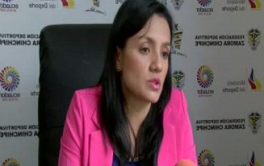 "(ZAMORA) Liliana Acaro: ""Esperamos con Urgencia el Velódromo""."