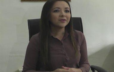 (Video) Gobernadora de la provincia de Loja desmiente rumores sobre salida del cargo.