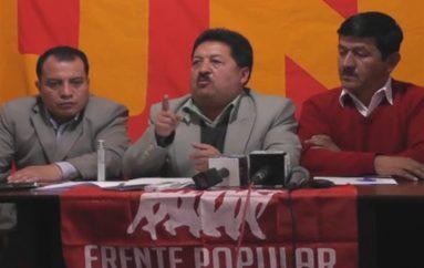 (Video) UNE, se declara en vigilia permanente para impedir disolución de la organización gremial.