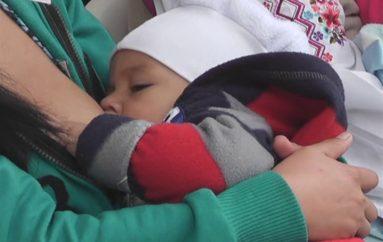 (Video) Con varias actividades se incentiva a fomentar la lactancia materna.