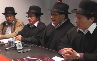 (Video) Pachakutik listo para las elecciones primarias de este sábado 6 de agosto.