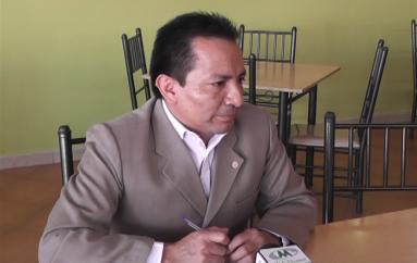 (Video) Director cantonal de Alianza País opina sobre candidaturas para las elecciones seccionales
