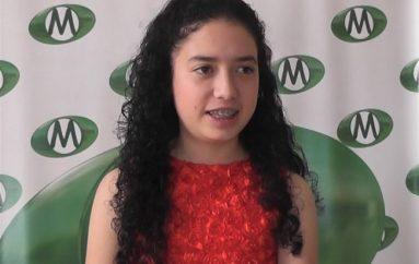 (Video) Adolescente de Catamayo representó a Ecuador en evento internacional