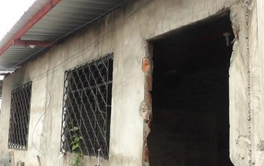 (Video) Apunto de concluir readecuación de casa afectada por incendio en Catamayo