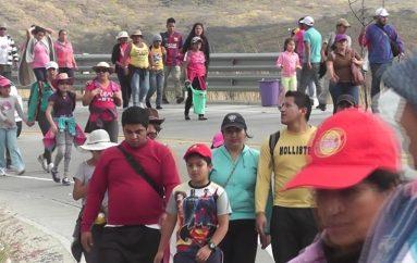 (Video) Cinco bomberos de Catamayo prestarán su contingente en la Romería.