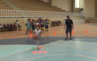 (Video) Escuela de Formación Deportiva sigue preparando a niños en diferentes disciplinas deportivas