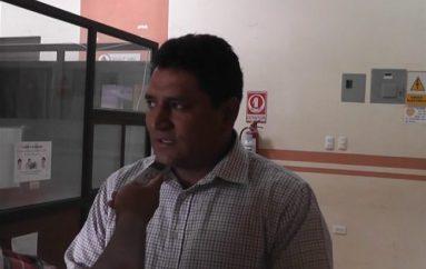 (Video) Concejal cuestiona que no se haya realizado aún trabajos en El Tambo