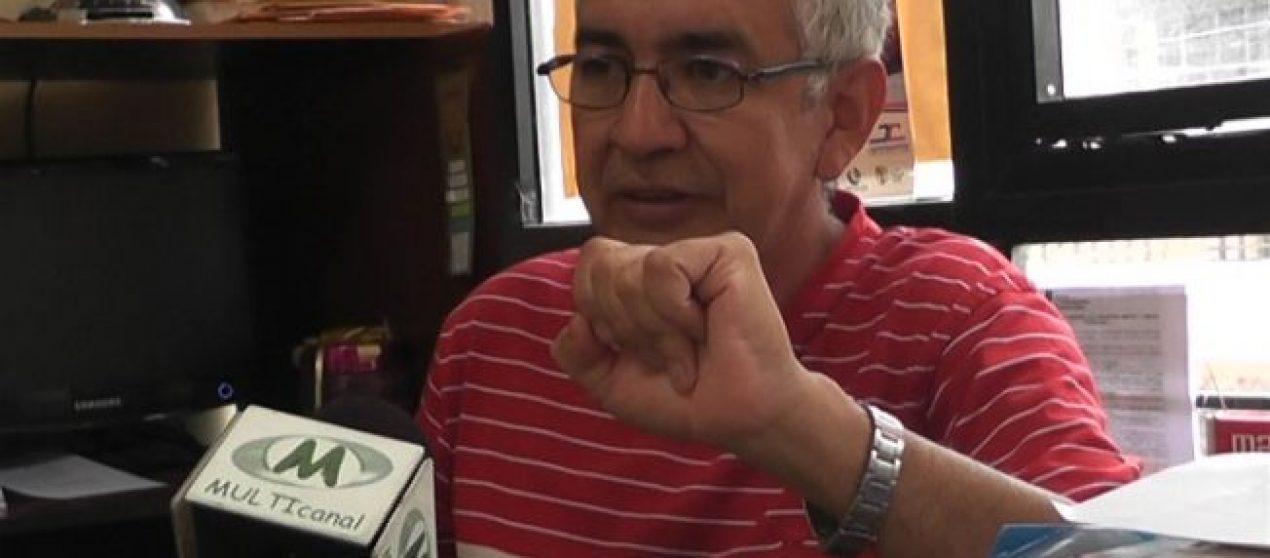 (Video) Ex-presidente de universitarios de Catamayo pide que servicio de transporte subsidiado continúe