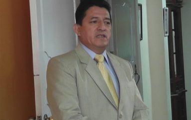 (Video) El Dr. Severiano Camacho fue posesionado como nuevo Registrador de la Propiedad