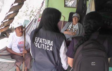 (Video) Pareja de adultos mayores en La Vega reciben ayuda de ciudadanos y autoridades
