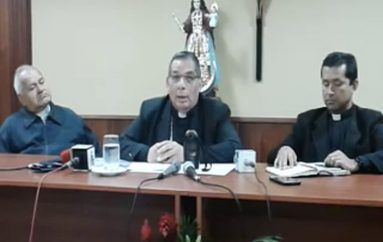 (Video)  Diócesis de Loja apoyará iniciativa de peregrinación de la imagen de piedra de la virgen de El Cisne a Roma.