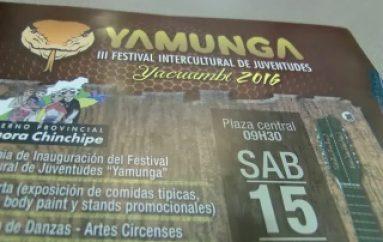 (VIDEO) Yacuambi será sede del III Festival Intercultural de Juventudes