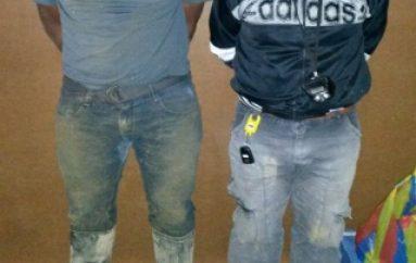 (ZAMORA) Detenidos por presunto asalto y robo en Guadalupe.