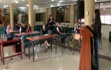 (VIDEO) Representantes de Medios e Instituciones conocieron sobre Promoción Electoral