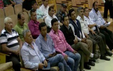 (VIDEO) Transportistas mantuvieron reunión con el Presidente de FENACOTIP.