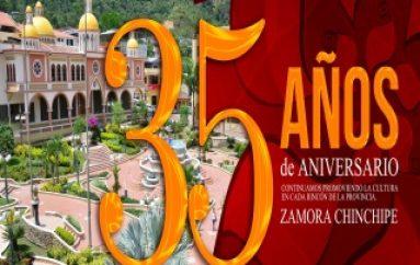 (ZAMORA) Hoy inician las fiestas del Núcleo Provincial de la CCE.
