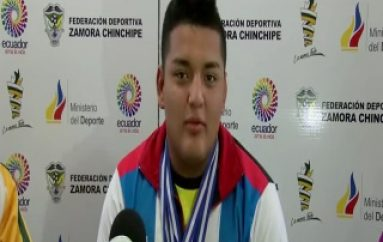 (VIDEO) Deportista cuenta su experiencia en su Primera participación Internacional.