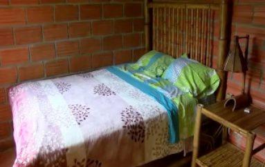 (ZAMORA) Fogón Verde ofrece servicio de Hospedaje