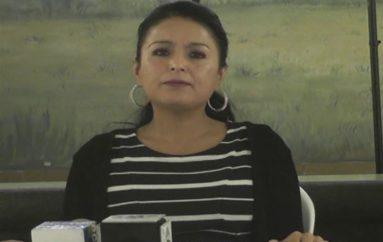 (Video) Lorena Rodríguez, quien figuraba como Dir. Prov. del partido  Adelante Ecuatoriano Adelante, se aleja la organización política.